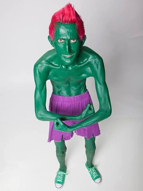 Hulk Magrelo